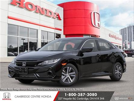 2020 Honda Civic LX (Stk: 21346) in Cambridge - Image 1 of 24