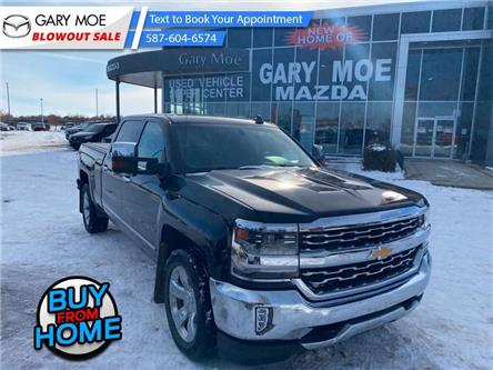 2017 Chevrolet Silverado 1500 LTZ (Stk: ML0445) in Lethbridge - Image 1 of 26