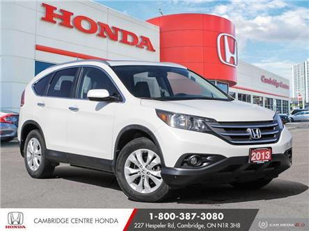 2013 Honda CR-V Touring (Stk: 21133A) in Cambridge - Image 1 of 27