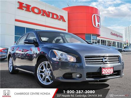 2009 Nissan Maxima SV (Stk: 21069A) in Cambridge - Image 1 of 27