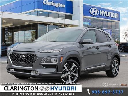 2021 Hyundai Kona 1.6T Ultimate (Stk: 20702) in Clarington - Image 1 of 24