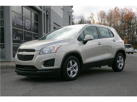 2013 Chevrolet Trax LS (Stk: 21978B) in Gatineau - Image 1 of 19