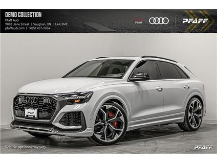 2021 Audi RS Q8 4.0T (Stk: T18869) in Vaughan - Image 1 of 22