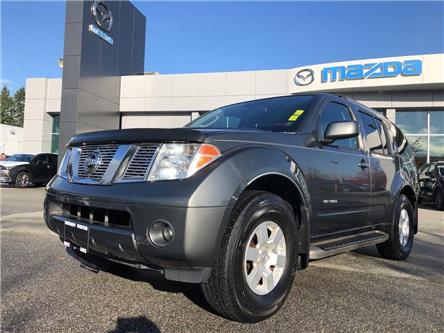 2005 Nissan Pathfinder  (Stk: 877134J) in Surrey - Image 1 of 15