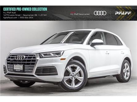 2020 Audi Q5 45 Progressiv (Stk: 53729) in Newmarket - Image 1 of 22