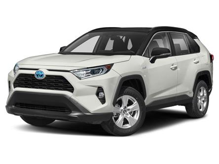 2021 Toyota RAV4 Hybrid XLE (Stk: N2176) in Timmins - Image 1 of 9