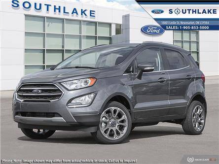 2020 Ford EcoSport Titanium (Stk: 30195) in Newmarket - Image 1 of 23