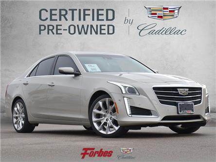 2016 Cadillac CTS 3.6L Premium Collection (Stk: 109746) in Waterloo - Image 1 of 27