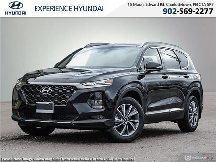 2020 Hyundai Santa Fe Luxury 2.0 (Stk: N1031) in Charlottetown - Image 1 of 23