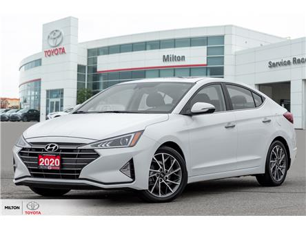 2020 Hyundai Elantra Luxury (Stk: 917196) in Milton - Image 1 of 22