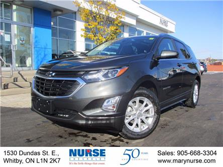 2021 Chevrolet Equinox LT (Stk: 21T024) in Whitby - Image 1 of 29