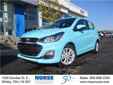 2021 Chevrolet Spark 1LT CVT (Stk: 21M005) in Whitby - Image 1 of 23