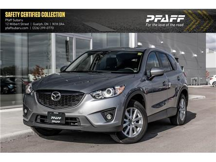 2014 Mazda CX-5 GS (Stk: S00813A) in Guelph - Image 1 of 21