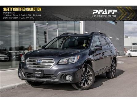 2017 Subaru Outback 3.6R Limited (Stk: SU0248) in Guelph - Image 1 of 22