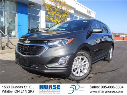 2021 Chevrolet Equinox LT (Stk: 21T025) in Whitby - Image 1 of 28