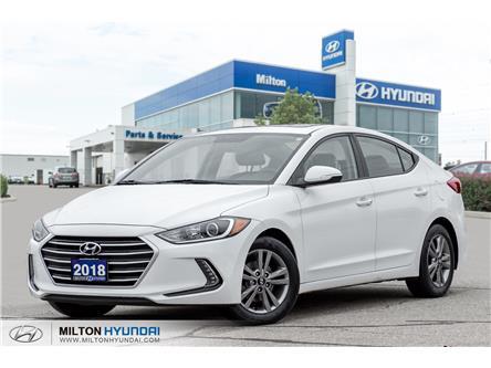 2018 Hyundai Elantra GL SE (Stk: 674975) in Milton - Image 1 of 21