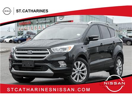 2017 Ford Escape Titanium (Stk: P2824) in St. Catharines - Image 1 of 21