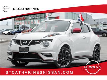 2014 Nissan Juke Nismo (Stk: KI20004A) in St. Catharines - Image 1 of 18