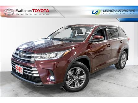 2019 Toyota Highlander Limited (Stk: 20410A) in Walkerton - Image 1 of 19