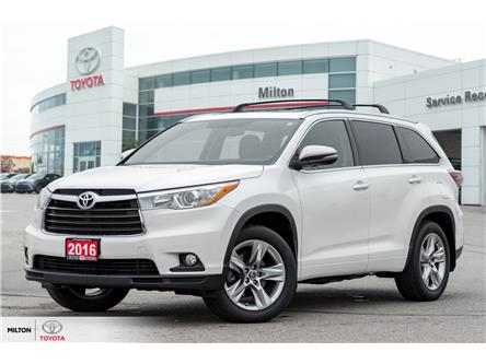 2016 Toyota Highlander Limited (Stk: 302742) in Milton - Image 1 of 27