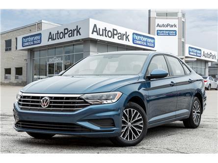 2019 Volkswagen Jetta 1.4 TSI Highline (Stk: ) in Mississauga - Image 1 of 20
