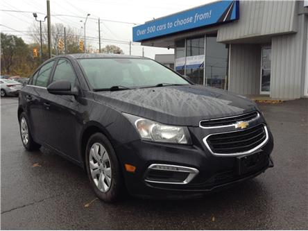 2015 Chevrolet Cruze 1LT (Stk: 201123) in Kingston - Image 1 of 22