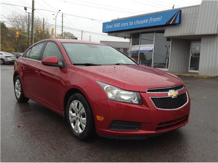 2014 Chevrolet Cruze 1LT (Stk: 201121) in Kingston - Image 1 of 22