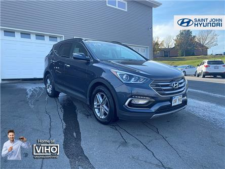 2018 Hyundai Santa Fe Sport 2.4 Luxury (Stk: 09273A) in Saint John - Image 1 of 22