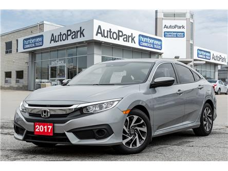 2017 Honda Civic EX (Stk: APR7576) in Mississauga - Image 1 of 19
