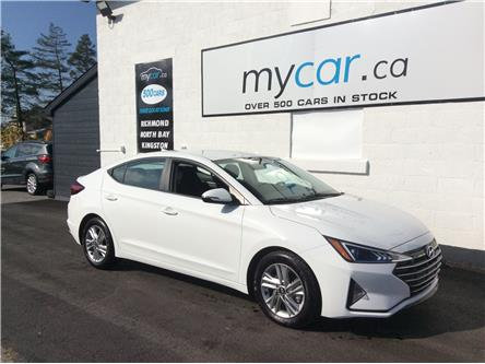 2020 Hyundai Elantra Preferred (Stk: 201063) in Ottawa - Image 1 of 20