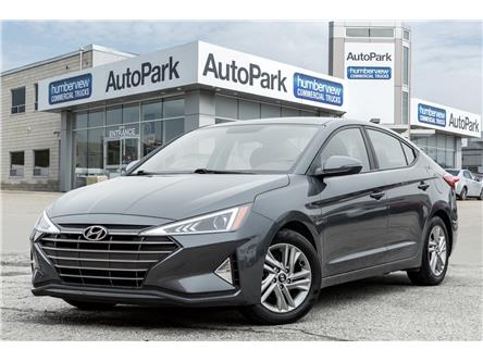 2019 Hyundai Elantra Preferred (Stk: APR7580) in Mississauga - Image 1 of 19