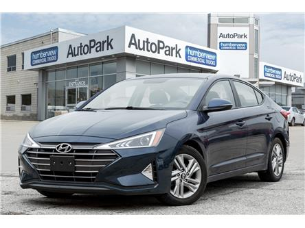 2019 Hyundai Elantra Preferred (Stk: APR9643) in Mississauga - Image 1 of 19