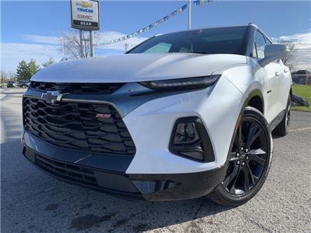 2021 Chevrolet Blazer RS (Stk: 07772) in Carleton Place - Image 1 of 21