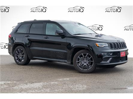 2020 Jeep Grand Cherokee Overland (Stk: 34463AU) in Barrie - Image 1 of 30