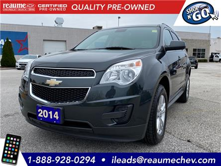 2014 Chevrolet Equinox 1LT (Stk: 20-0781A) in LaSalle - Image 1 of 21