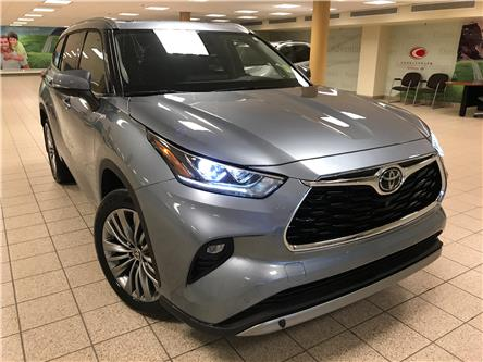 2021 Toyota Highlander Limited (Stk: 210167) in Calgary - Image 1 of 23