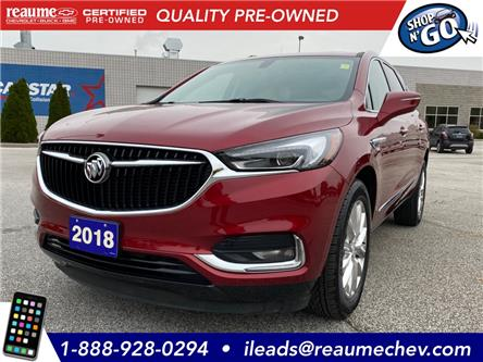 2018 Buick Enclave Essence (Stk: 20-0774A) in LaSalle - Image 1 of 24