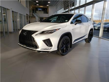 2021 Lexus RX 350 Base (Stk: L21068) in Calgary - Image 1 of 15