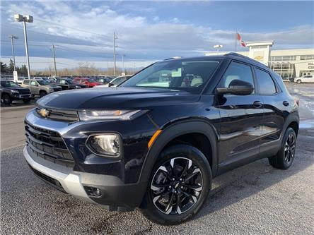 2021 Chevrolet TrailBlazer LT (Stk: MB049418) in Calgary - Image 1 of 28