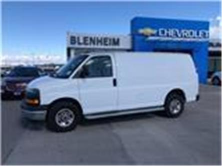 2019 GMC Savana 2500 Work Van (Stk: 0B096A) in Blenheim - Image 1 of 16