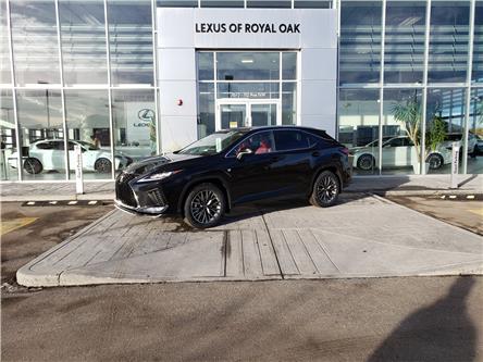 2021 Lexus RX 350 Base (Stk: L21067) in Calgary - Image 1 of 12