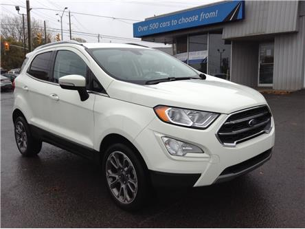 2019 Ford EcoSport Titanium (Stk: 201052) in Kingston - Image 1 of 25