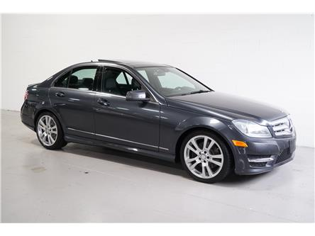 2013 Mercedes-Benz C-Class Base (Stk: 835054) in Vaughan - Image 1 of 25
