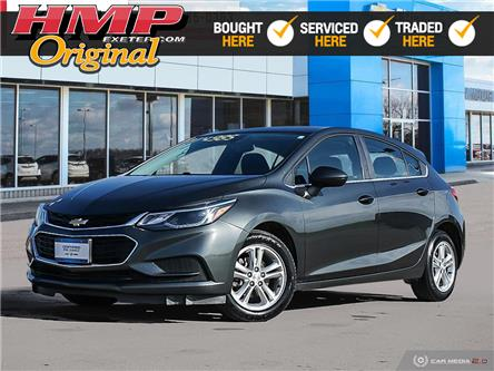2018 Chevrolet Cruze LT Auto (Stk: 78280) in Exeter - Image 1 of 27
