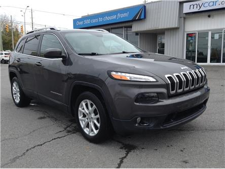 2017 Jeep Cherokee North (Stk: 201082) in Kingston - Image 1 of 22