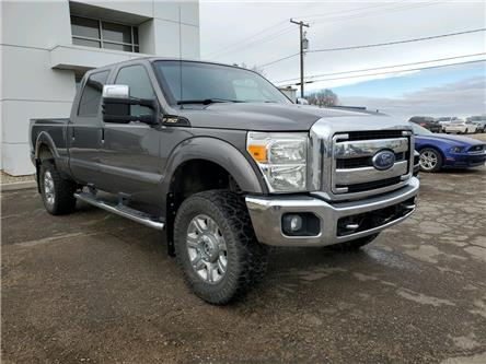 2013 Ford F-350 Lariat (Stk: 20221A) in Wilkie - Image 1 of 22