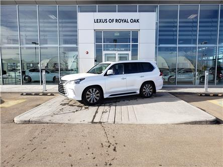 2020 Lexus LX 570 Base (Stk: L20242) in Calgary - Image 1 of 18