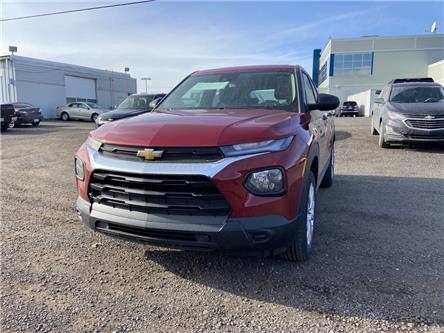 2021 Chevrolet TrailBlazer LS (Stk: M064) in Thunder Bay - Image 1 of 20