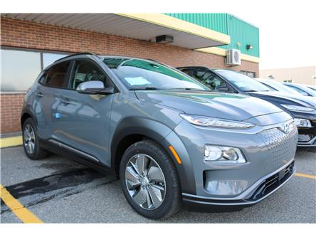 2021 Hyundai Kona EV Preferred (Stk: 19121) in Saint John - Image 1 of 3