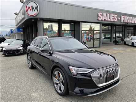 2019 Audi e-tron 55 Technik (Stk: 19-005515) in Abbotsford - Image 1 of 16